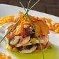 Prawn Ceviche with Paltita Avocado Oil