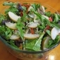 Asian Pear and Goat Cheese Salad