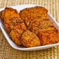 Recipe for South Beach Diet Friendly Chicken Nuggets with Almond Meal