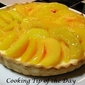 Recipe: Amaretto Peach Tart