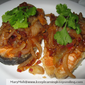 Salmon In Hot Sambal Sauce