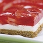 Strawberry Pretzel Salad (A light and refreshing Easter dessert)