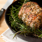 Roasted Pork Loin with Rosemary, Garlic and Fennel