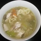 MiMi's Medicinal Home Made Chicken Soup... The Cure For Snowy Weather