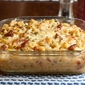 Smoked Cheddar, Chorizo and Green Onion Macaroni and Cheese