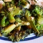 Stir-Fried Broccoli with Chili-Garlic Sauce