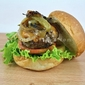Mini Burger With Green Chilies
