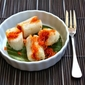 Pulot Panggang-Glutinous Rice Rolls With Spicy Coconut