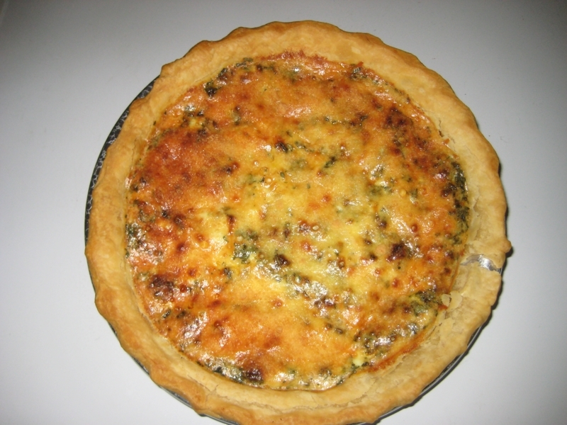 Easy Quiche Recipe by Penny - CookEatShare
