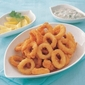 Fried Squid Rings with Maggi Coating Mix
