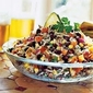 COLORFUL BLACK BEANS and RICE SALAD