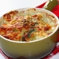 A Goat in the kitchen – Cauliflower and leek gratin with goat milk