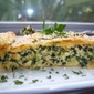 Italian Three Cheese Spinach and Broccoli Puff Pastry