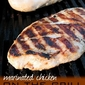 Grilled Garlic Lemon Chicken Breasts