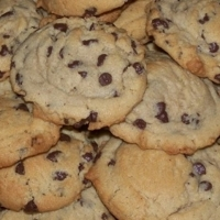 Image of Peanut Butter Chocolate Chip Cookies Recipe, Cook Eat Share