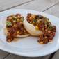 Open Faced Sloppy Joes