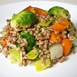 Buckwheat with Veggies and a Weight Loss Tip