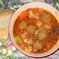 Speedy Italian Meatball Soup