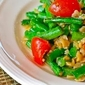 Seeing Green: Lao Raw Green Bean Salad