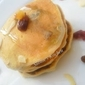 Fruity N Nutty Pancakes