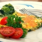 CNYEats A Taste of Utica Vegetable Omelet made with Dandelions