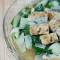 Bok Choy and Fish Cake Stir Fry