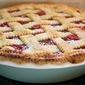Mission Accomplished: Michigan Cherry Pie with Lattice Crust