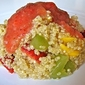 Fruity Quinoa Salad and Weightlossophy tip #7: How to Get off a Plateau