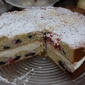 Lemon Berry Mascarpone Cake