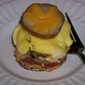 Weight Watchers Buddy Recommendation of Bacon, Egg and Spinach Stacks