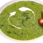 Spring Soup: Fresh Pea & Mint