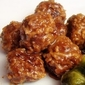 Krista's Kitchen Quick Fire Winner: Tracy's Porcupine Balls