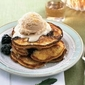 Wild Blueberry Corn Cakes