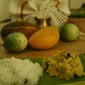 Vishu Kanji & Chakka Puzhukku ~rice & coconut porridge with jackfruit curry~