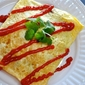 Stuffed Omelette B.L.D (Breakfast, Lunch, Dinner)