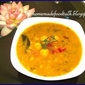 Yellow Split Pea Curry soup