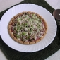 Healthy Wholemeal Spiced Veg Pizza- International Pizza Pie Incident