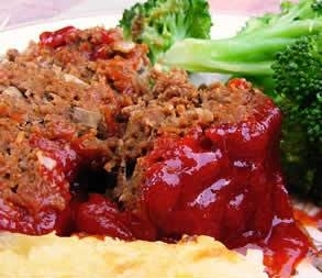 Easy Meatloaf Recipe by Sunshine - CookEatShare