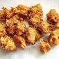 Vazhaipoo Killu Pakoda/Banana Blossom Pinched Fritters