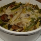 Meatless Monday: Lasagna with Asparagus, Leeks, & Morels