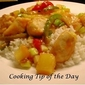Recipe: Pineapple Chicken Stir Fry