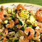 Shrimp Salad with Lime Vinaigrette