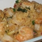 Tyler Florence's sauteed shrimp