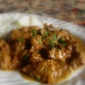 A Mild Lamb Curry