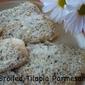 Broiled Tilapia Parmesan