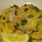 Grand Arroz con Pollo at IHCC with Mark Bittman