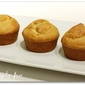"Apple ""Cheddar"" Muffins"