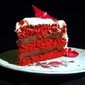 My Secret Sin Red Velvet Cake