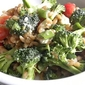 Spelt and Broccoli Salad w/ Avocado-Orange Dressing and Weekly Dinners