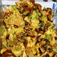 Image of Chicken Curry Salad Recipe, Cook Eat Share